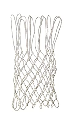 Athletic Specialties NBR Basketball Net, White, Official Size