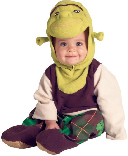 Toddler Shrek Costumes (Shrek Costume - Infant)