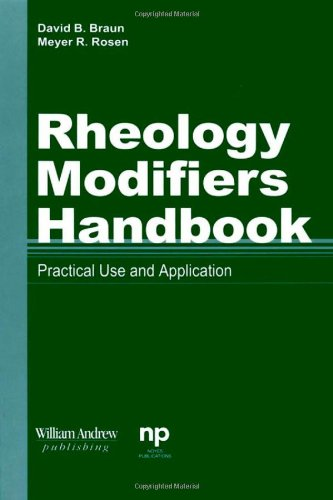 Rheology Modifiers Handbook  Practical Use And Application  Materials Science And Process Technology