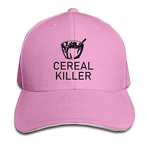 Cereals Unisex Women Classic Adjustable Baseball Caps Hats Snapback Cotton