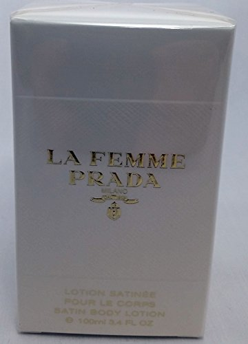 Price comparison product image Prada 'La Femme Prada' Satin Body Lotion 3.4 Oz