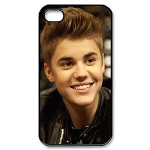 Diy Case Justin Bieber for iPhone 6 plus 5.5 Case Hard Case black side A01
