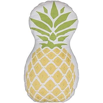 Amazon.com: Pineapple Throw Pillow Plush Toy for Home Decor ...