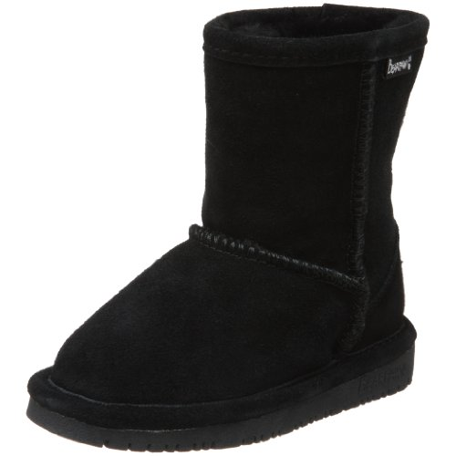 BEARPAW Kids' Emma-K Black