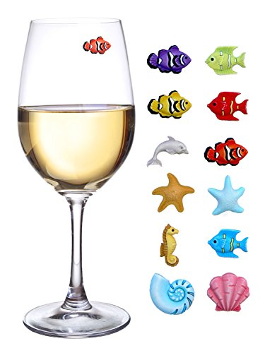 Summer Beach Wine Charms Magnetic product image