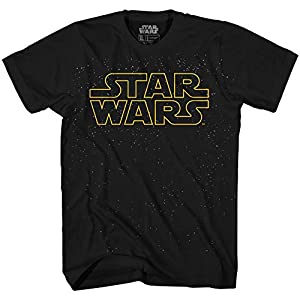 Star Wars Kids Classic Gold Logo Boy's T-Shirt