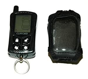 Clifford 479X Remote and Leather Case Combo Matrix 2.5X RS3 RSX1.5 RSX3.5