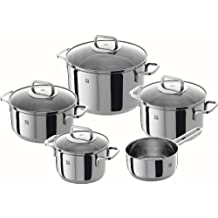 Zwilling 65060-000-0 Quadro Cookware Set of 5 by Zwilling