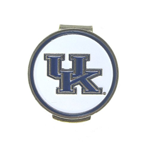 (Kentucky Wildcats Hat Clip with Golf Ball Marker)