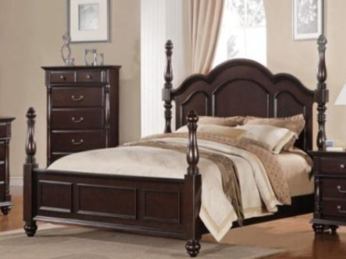 Townsford Panel Bed Size: King