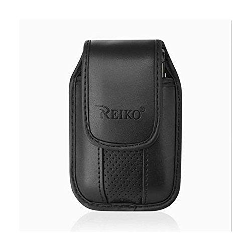 """Reiko Wireless Vertical Pouch Vp11A Motorola V3 Black 4""""X..."""