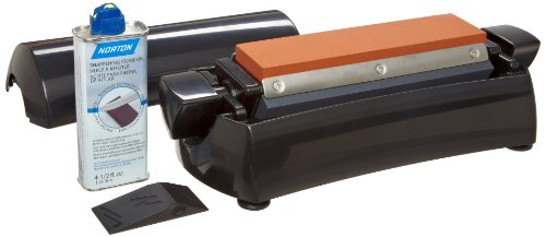 knife sharpener stone 8 inch - 3