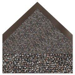Crown FN0046BR - Fore-Runner Outdoor Scraper Mat, Polypropylene, 48 x 72, Brown-CWNFN0046BR