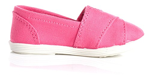 Soda Shoes Infant Slip-Ons, Hot Pink, 7 (Pink Soda Shoes compare prices)