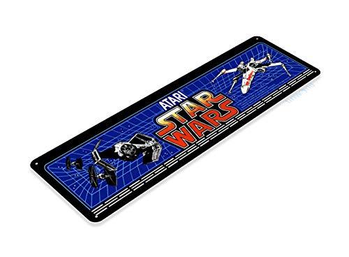 - Tinworld TIN Sign C504 Star Wars Arcade Game Room Shop Marquee Metal Sign Decor Decor Retro Console