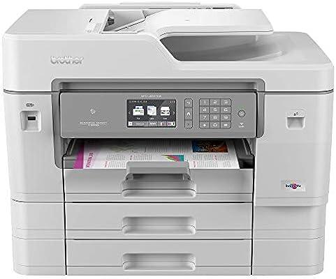 Brother MFC-J6947DW A3 Color de inyección de Tinta de Impresora, X ...