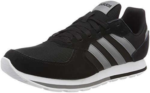 adidas Men's 8k Trainers Black (Core Black/Grey Three/Footwear White) e5sSr