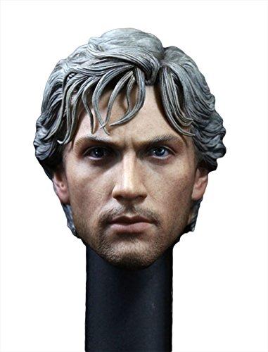 Phicen Custom Head Sculpt 1/6 Scale Male Body