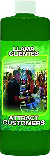 Spiritual Water Attract Customer 16ozAGUA ESP LLAMA CLIENTES 16oz
