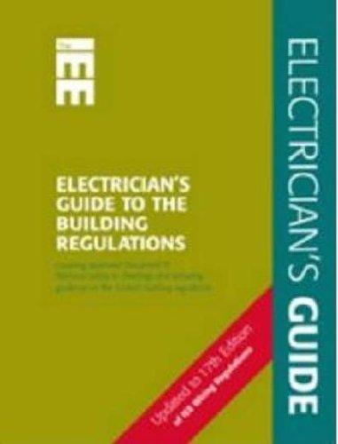 Sensational Download Electricians Guide To The Building Regulations Wiring Wiring Database Gramgelartorg