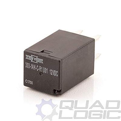 Can-Am Outlander Renegade Commander ATV Song Chuan Electrical Relay 710001778: Automotive