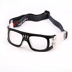 Andux Basketball Soccer Football Sports Protective Eyewear Goggles Eye Safety Glasses LQYJ 01