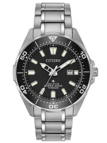 - Citizen Watches Men's BN0200-56E Eco-Drive Silver Tone One Size