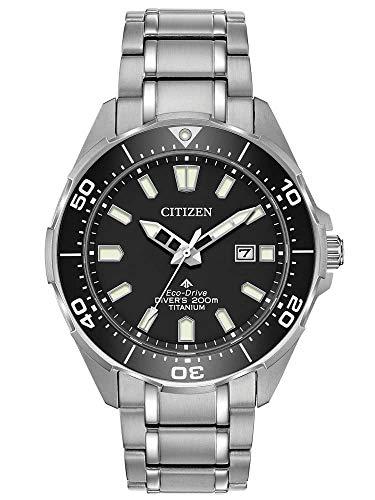 Citizen Watches Men's BN0200-56E Eco-Drive Silver Tone One Size