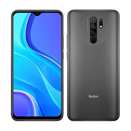 chollos oferta descuentos barato Xiaomi Redmi 9 Smartphone 3GB 32GB Pantalla FHD de 6 53 AI Quad Cámara de 13 MP Batería de 5020 mAh Gris Versión Española