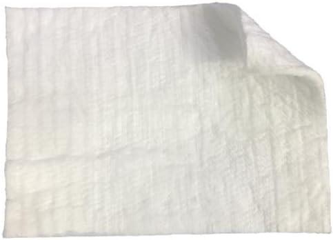 "Glass Art Brazing Ceramic Fiber Blanket 2300F 8# 1/""x12/""x24/"" for Wood Stove"