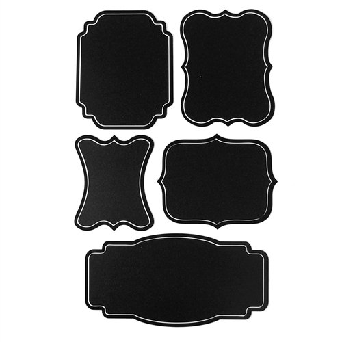 Homeford FMC000CD981A Assorted Chalkboard Stickers