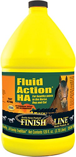 FINISH LINE Fluid Action Ha Joint Therapy 128 OUNCE ()