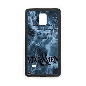 Generic Case Of Mice and Men For Samsung Galaxy Note 4 N9100 A12S348007
