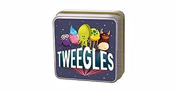 Asmodee- Juego de Cartas Tweegles - Español (TWE01ES)