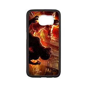 games Mortal Kombat 9 Samsung Galaxy S6 Cell Phone Case Black Special Tribute p6xr_3503162
