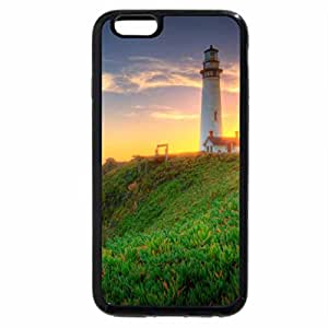 iPhone 6S / iPhone 6 Case (Black) Lighthouse HDR