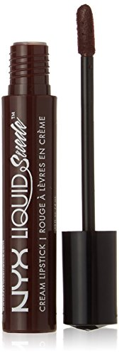 NYX PROFESSIONAL MAKEUP Liquid Suede Cream Lipstick, Club Hopper, 0.13 Fluid Ounce