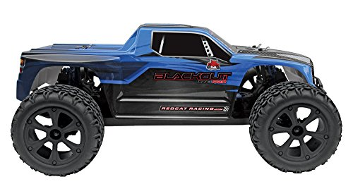 Blackout XTE Pro 1/10 Scale Electric Monster Truck by Redcat Racing (Image #3)