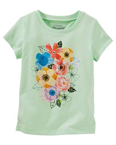Oshkosh Floral Jersey - 4