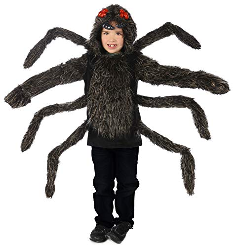 Princess Paradise Baby's Child Tarantula Hoodie, Black, ()