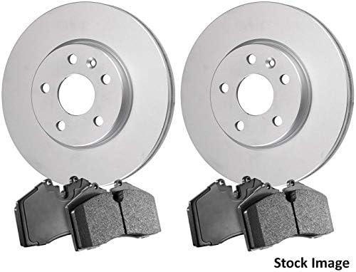 2016 For Kia Optima Front Anti Rust Coated Disc Brake Rotors and Ceramic Brake Pads