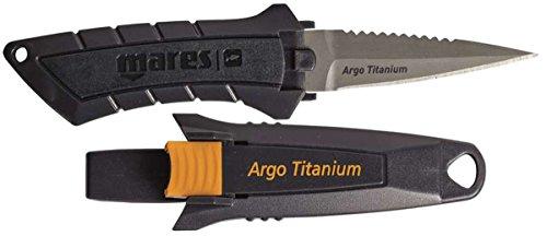 Mares Argo Titanium Knife
