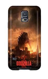 Shilo Cray Joseph's Shop Case Cover, Fashionable Galaxy S5 Case - Godzilla Movie 2014