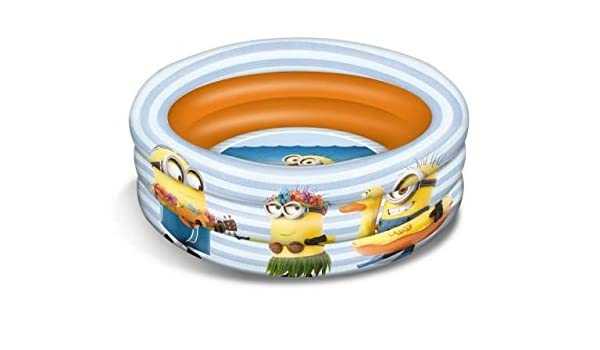 C&C Minions Disney piscina hinchable 100 cm Pic Nic playa Idea ...