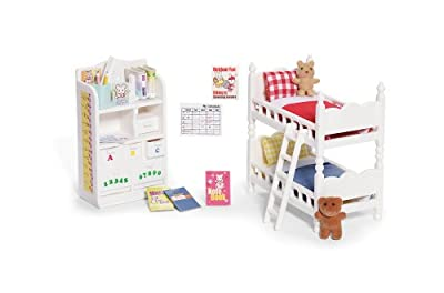 Calico Critters Childrens Bedroom Set by International Playthings
