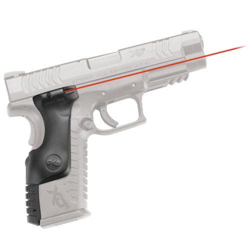 Crimson Trace Laser Grip for Springfield Armory XDM (Black)