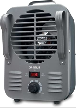 Optimus H-3011 Portable Utility Heater with Thermostat