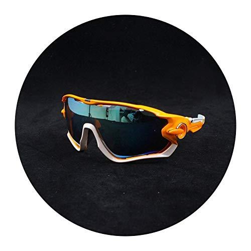 Colorful sea Sport Sunglasses Men&Women Road Bike Glasses 2019 MTB Outdoor Running Riding Cycling Eyewear Bicycle ()
