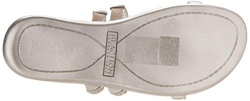 Shotz REACTION Women's Cole Sandals Fashion Slim Silver Kenneth PZapqxP