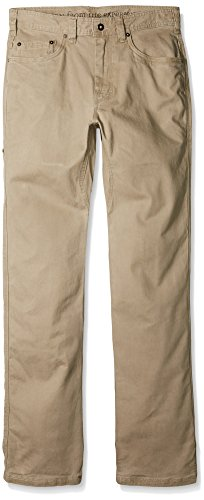 "prAna Men's Bronson 30"" Inseam Pants, Dark"